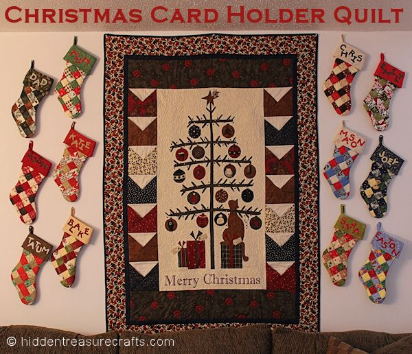 Christmas-Card-Holder-Quilt