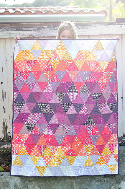 Radiant Orchid Quilt at Kitchen Table Quilting